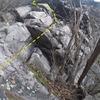 3rd part of Lichen D Chimney Pitch 1