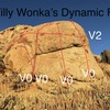 Willy Wonka's Dynamic Fist
