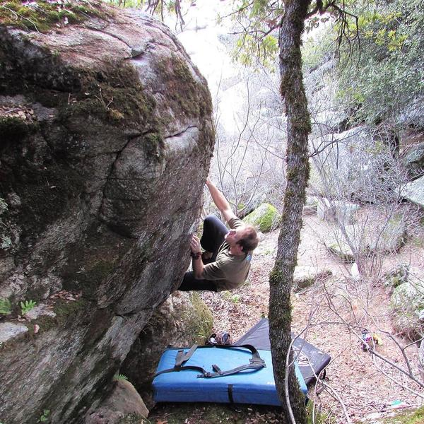 Marco opening up the classic Resolution V6