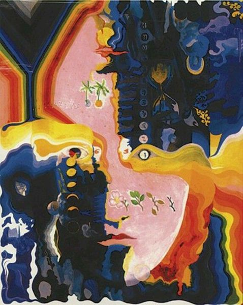 The namesake album by The Moody Blues