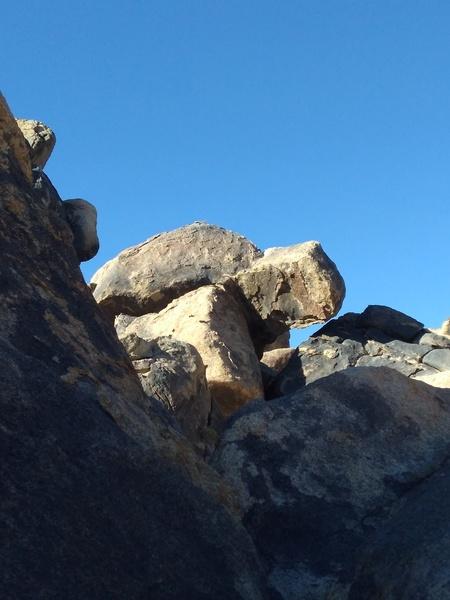 The Tortoise, Fairview Mountain