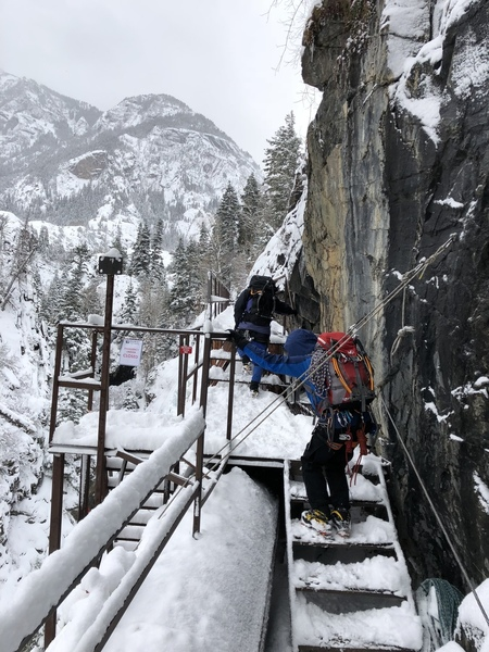 Ouray, Feb 2018