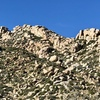 Guano Wall (The Lost Shoe) and surrounding formations.