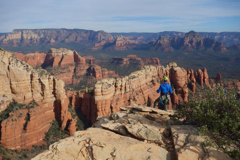 Summit scenery scope.