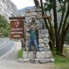 Mike A at Yosemite.