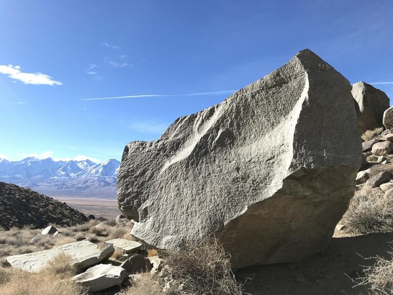 White Rhino Boulder