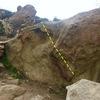 Boulder opposite Spiral Traverse