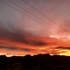 JT December sunset!