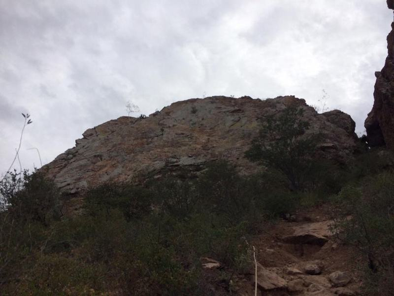 Panoramica de la pared
