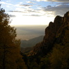 Fall, Upper La Cueva Canyon, Sandias