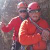 Brent Manning and Mike Ward on Frogland. Whiskey Peak. Black Velvet Canyon. Red Rock,Nv.