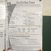 The Fee Sheet in 2015