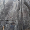 Gnessic granitoid