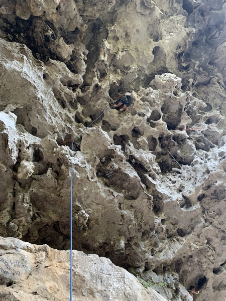 One of the most disorienting routes I've ever done.