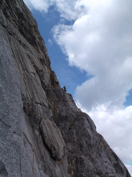 Water runnels on pitch 10