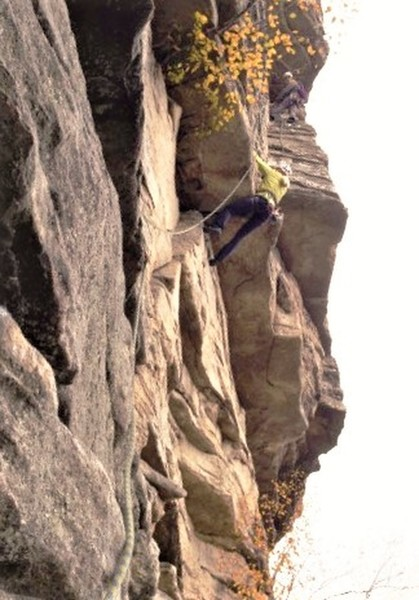 Shockley's,pulled from a Cali climbers web site