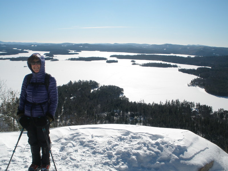 S Matz and the View from the Summit