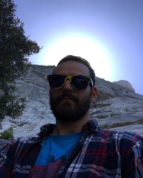 Riverman does Yosemite