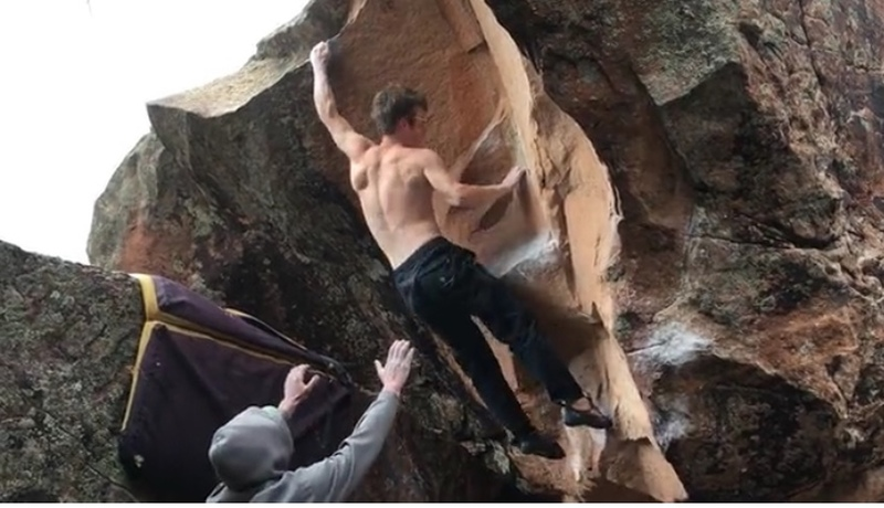 The 2nd ascent after Charlie.