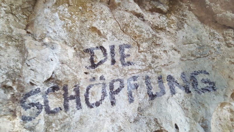 Die Schöpfung it's another long fun route at Music Hall.