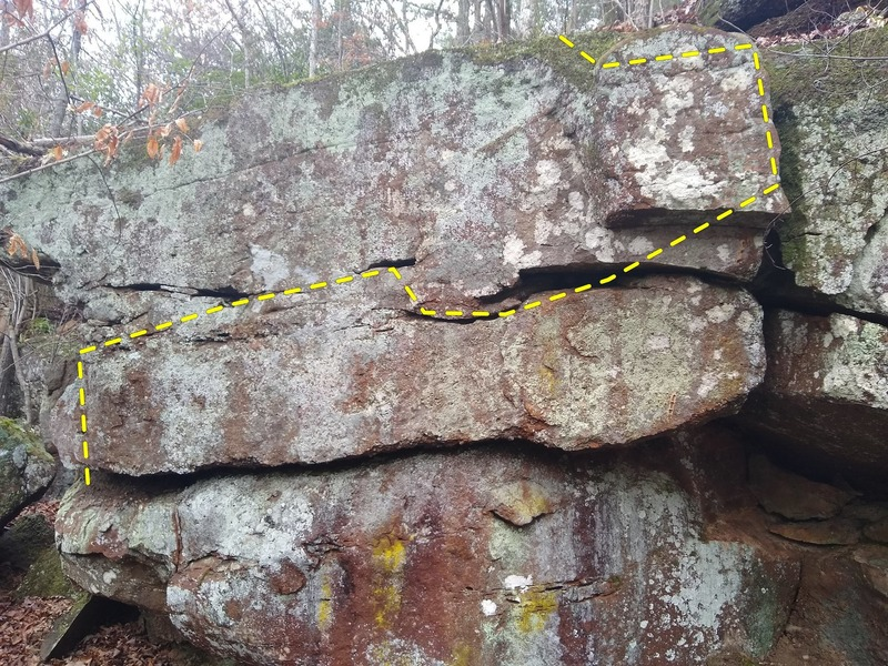 Traverse Problem pictured