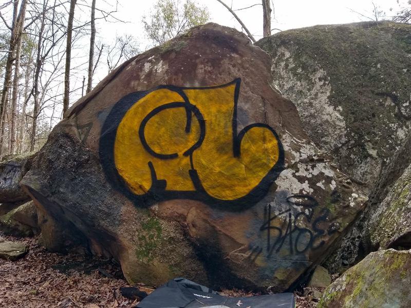Graffiti is bad.