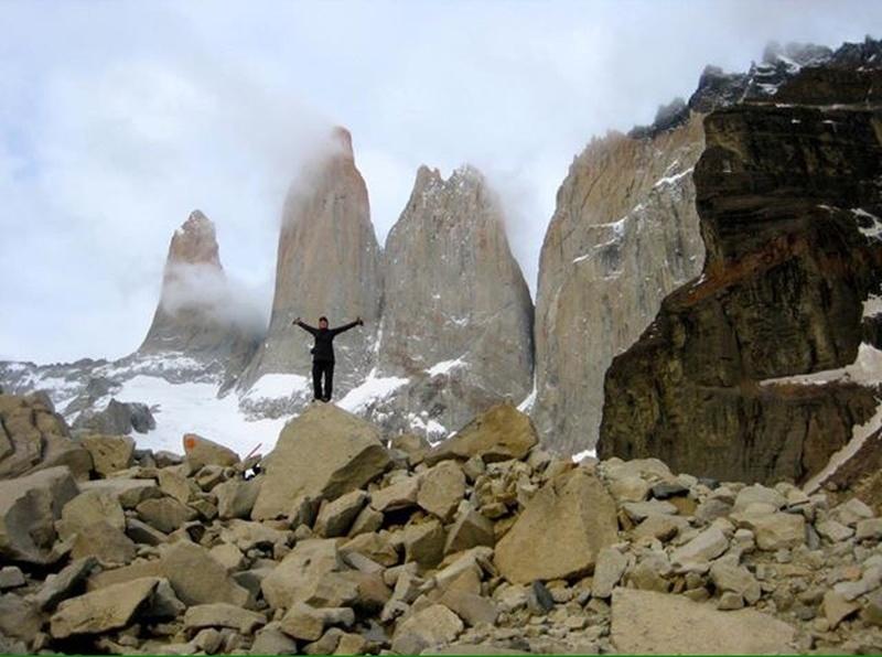 Mirador los Torres, Chilean Patagonia