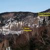 Overview, Mt Huntington  (Photo taken Feb 2019 )