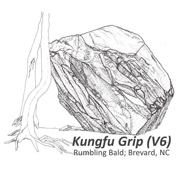 Kung-fu Grip (@drawingsfordirtbags)