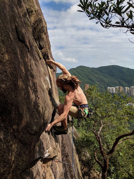 Josiah Dover at the Crux of Black Blast