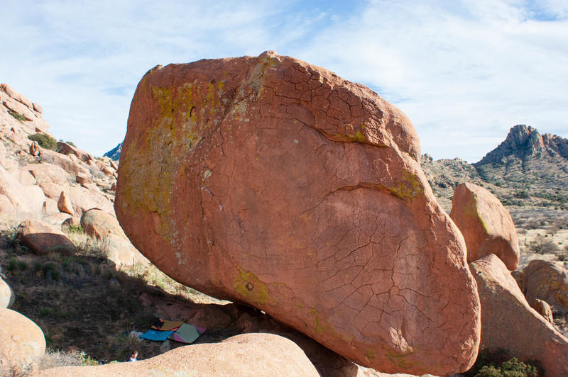 The Heart Boulder