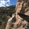 OK Boulder peaking