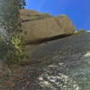 Looking up at Pitch 3: The Fake-out Dihedral (5.7)