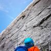 Climbing the Ay Mamasita! headwall