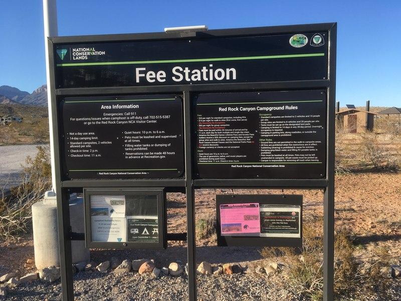 More fee info/rules