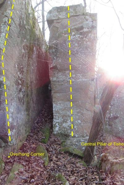 Central Pillar