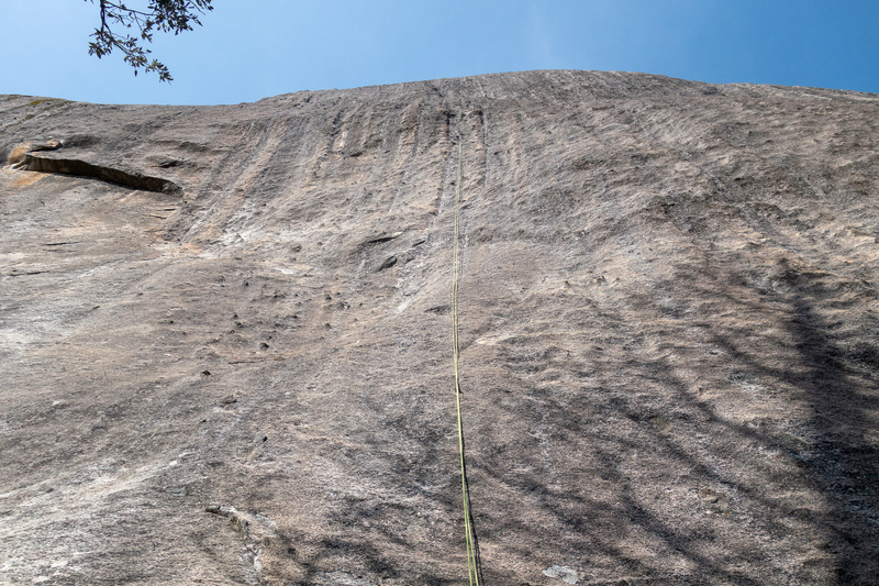 1st pitch of Constellation (5.11a)