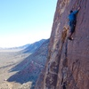 Climbing Spirit Air.
