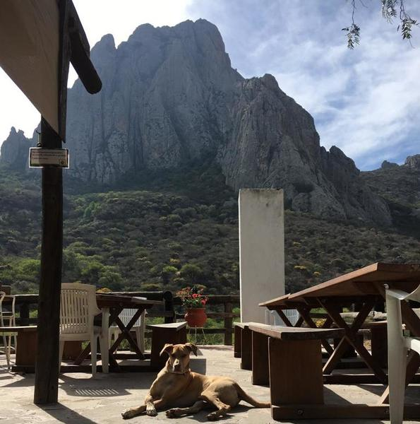 Chilling at Chichidho Ecolodge.