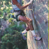 Pretty rad photo by Michiko Suzuki of Hidetaka who made first free ascent, think it deserves to be here.