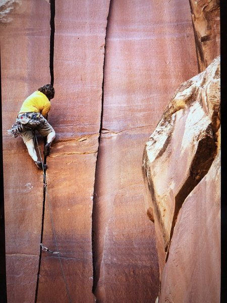 Tom Gwinn on Double cracks