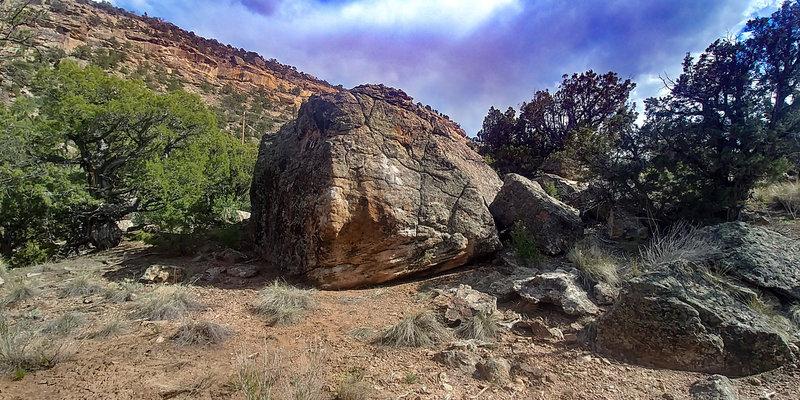 Moran Boulder.