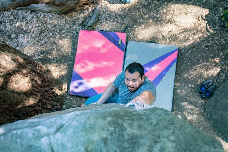 Working the Edge (v2)<br> <br> Photo by Dalton Johnson Media<br> @daltonjohnsonmedia<br> www.daltonjohnsonmedia.com