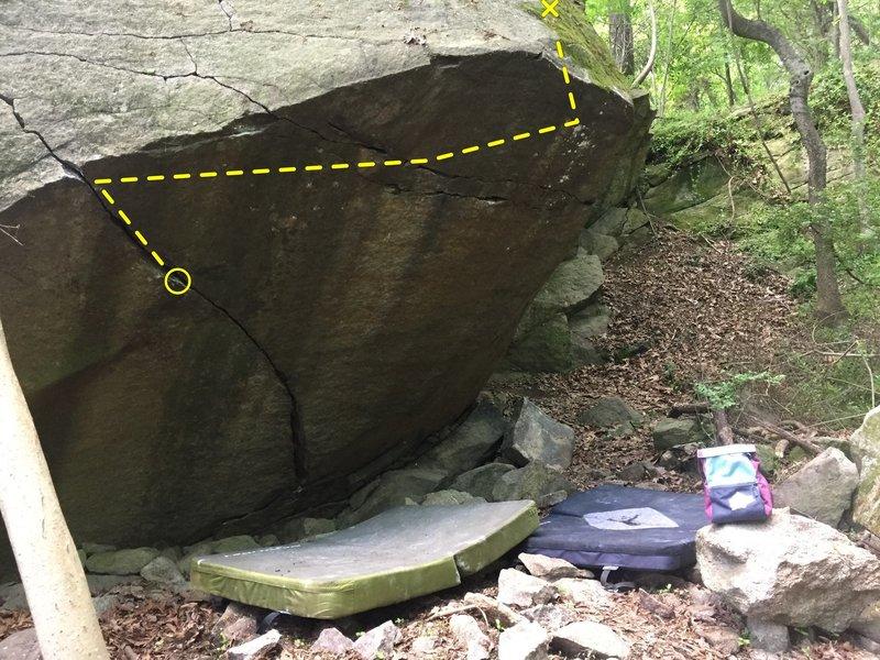 Photo of boulder