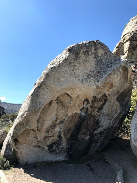 Site C Boulder