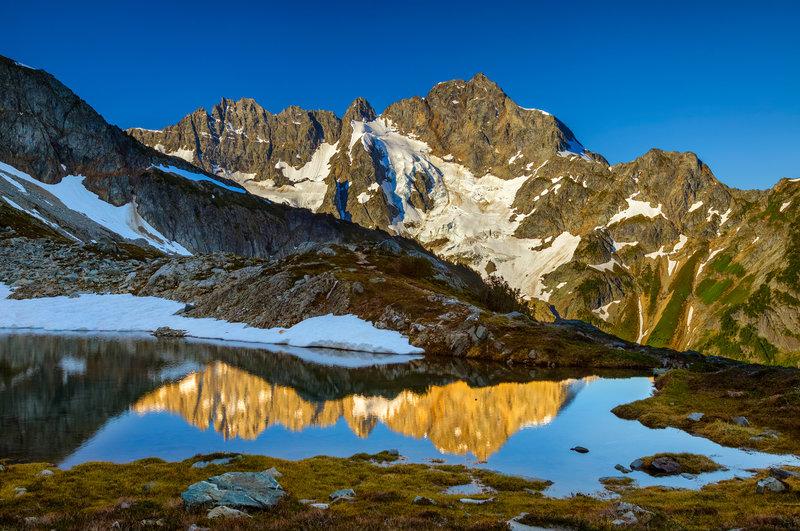 Mt. Formidable From Kool Aid Lake