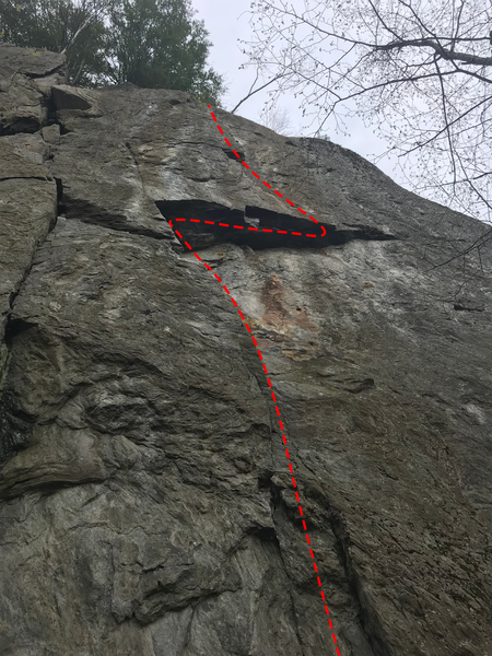 Picture of the route