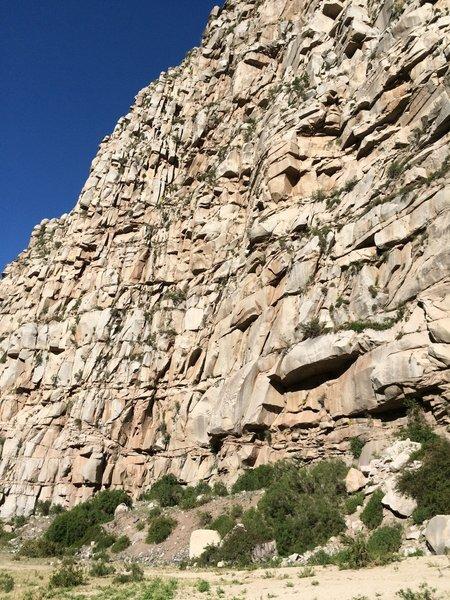 Alfalfal rock