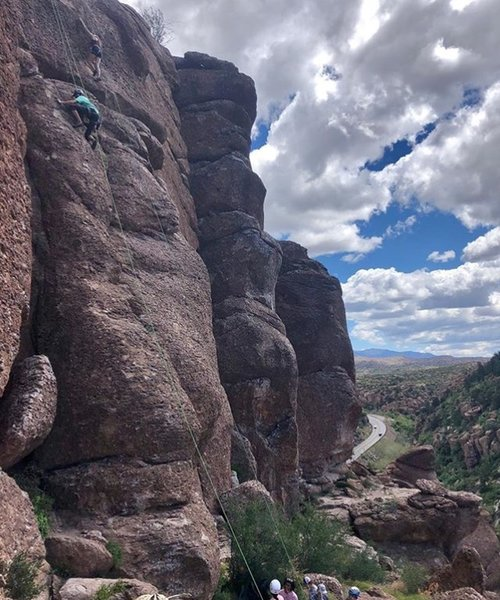 REI climb fest 2019