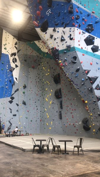 60ft walls at Sportrock